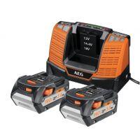 270x270-Аккумулятор с зарядным устройством AEG SET LL1850BL (4932464019)