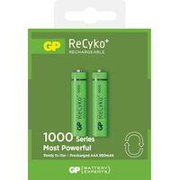 Аккумулятор GP Recyko+ AAA 1000mAh (100AAAHCE-2GBE2)