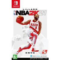 270x270-Игра NBA 2K21 для Nintendo Switch (английская версия)