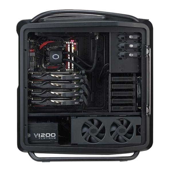 Блок питания COOLER MASTER V1200 RSC00-AFBAG1-EU