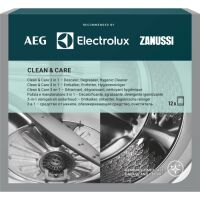 270x270-Средство для удаления накипи, жира, бактерий в ПММ и СМ ELECTROLUX M3GCP400 12шт