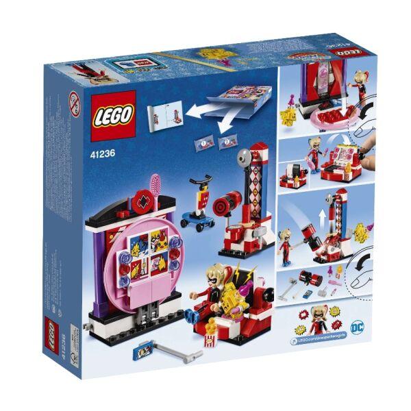 Игрушка Супергёрлз Бэтгёрл Дом Харли Квинн LEGO 41236