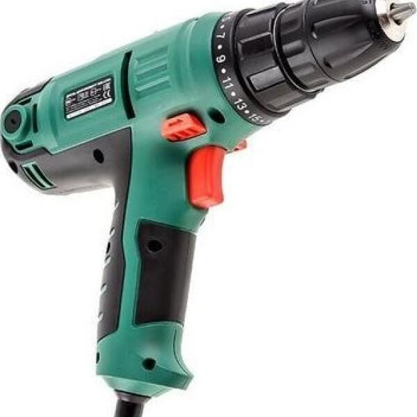 Шуруповерт сетевой Hammer Flex DRL420А 522508