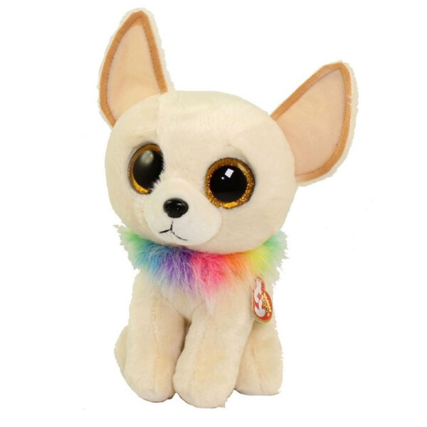 Мягкая игрушка TY INC Щенок Chewey (36324)