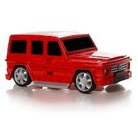 Детский чемодан RIDAZ Mercedes-Benz G-Class 6 (красный)