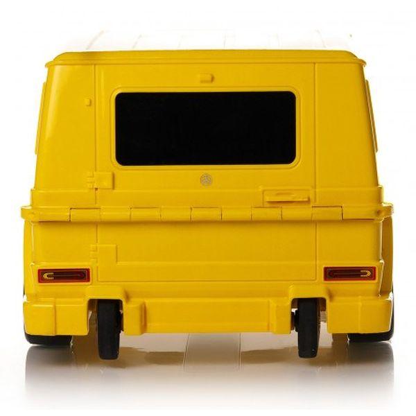 Детский чемодан RIDAZ Mercedes-Benz G-Class 6 (желтый)