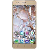 Смартфон BQ-Mobile Crystal золотой (BQ-5054)