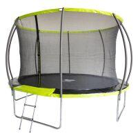 Батут T.M. Fitness Trampoline Green 312 см - 10ft extreme