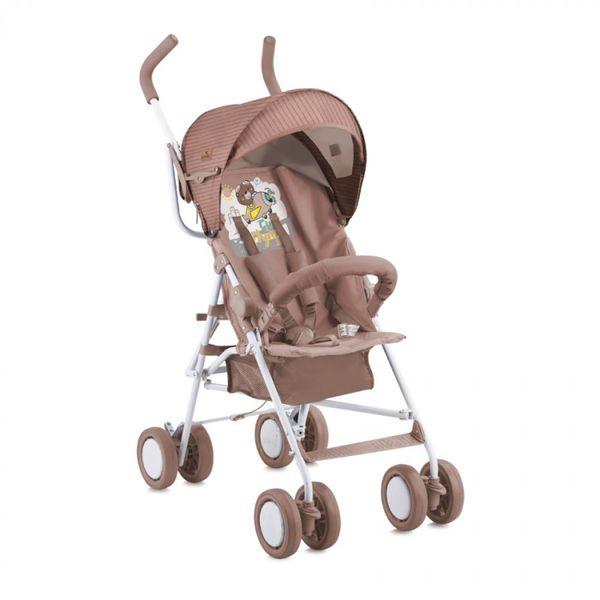 Детская коляска LORELLI Trek Beige Airplane