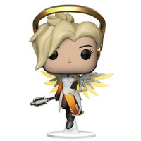 270x270-Фигурка Funko POP! Vinyl: Games: Overwatch S3: Mercy (29047)