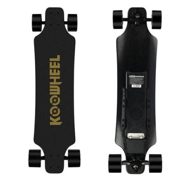 Электроскейтборд KOOWHEEL Electric skateboard Kooboard