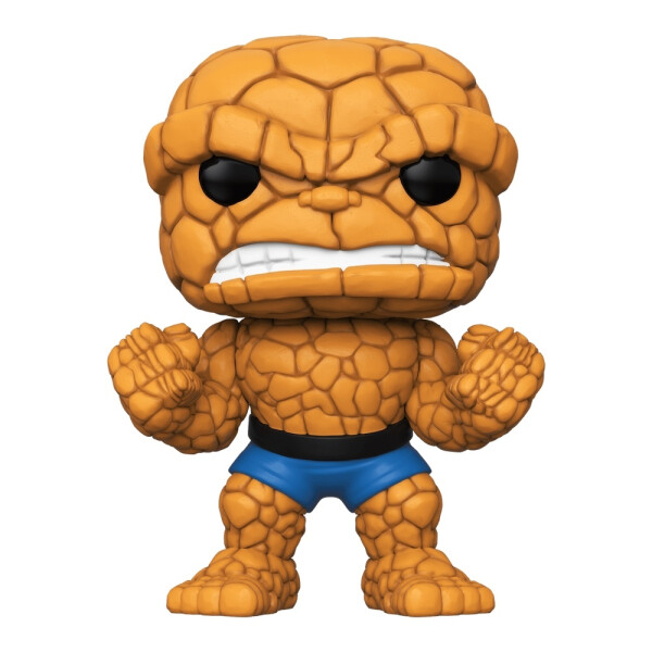 "Фигурка Funko POP! Bobble: Marvel: Fantastic Four: 10"" The Thing (Exc)"