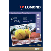 270x270-Фотобумага Lomond Semi Glossy Warm 10x15 250 г/кв.м 20 листов (1103305)