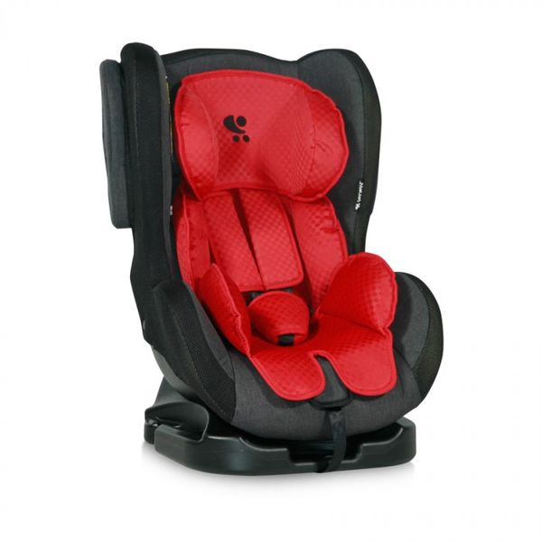Детское автокресло LORELLI Tommy+SPS (Red&Black)