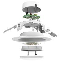 Встраиваемый светильник YEELIGHT LED Ceiling Light (YLSD02YL) 120мм 3000K