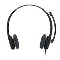 Гарнитура LOGITECH Stereo Headset H151 (L981-000589)