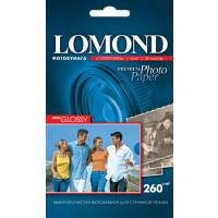 "270x270-Фотобумага Lomond Super Glossy Bright 4""х6"" 260 г/кв.м 20 листов (1103131)"