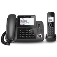 270x270-Беспроводной телефон стандарта DECT Panasonic КХ-TGF320RUM