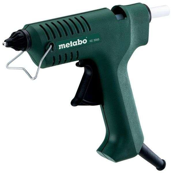 Пистолет термоклеевой Metabo KE 3000 (618121000)