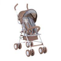 Детская коляска LORELLI Trek Beige Indian Bear