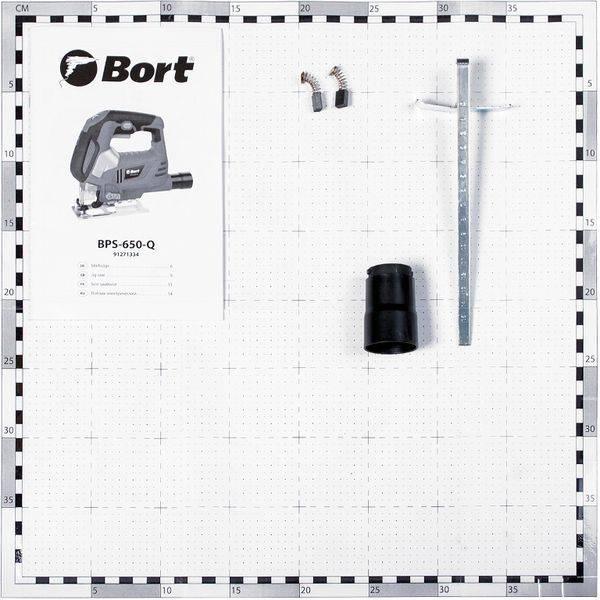 Лобзик электрический Bort BPS-650-Q