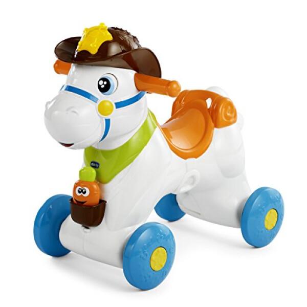 """Игрушка-качалка CHICCO """"Лошадка Baby Родео"""""""