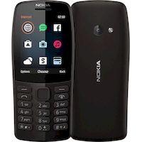 270x270-Телефон NOKIA 210 (черный)