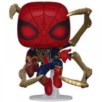 270x270-Фигурка Funko POP! Bobble: Marvel: Avengers Endgame: Iron Spider with NanoGauntlet (45138)