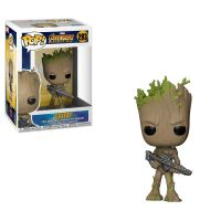 Фигурка Funko POP! Bobble: Marvel: Avengers Infinity War: Groot (26904)