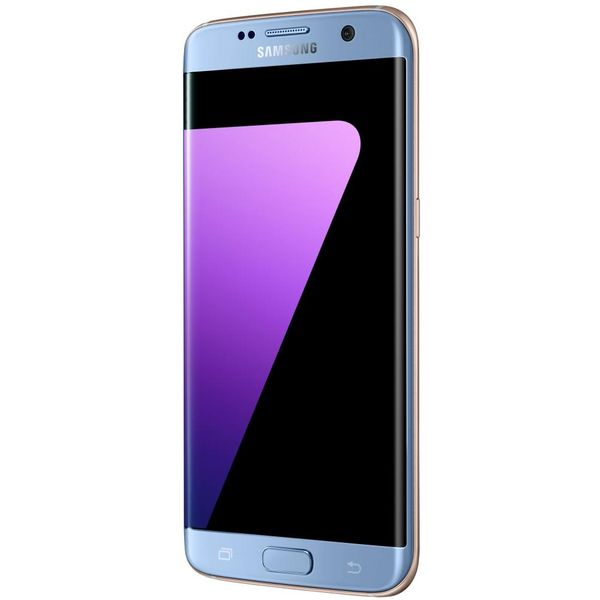 Смартфон SAMSUNG Galaxy S7 Edge дымчатый сапфир (SM-G935FZBUSER)