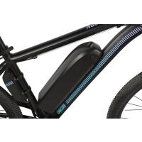 Велогибрид Tsinova Kupper Unicorn (черный/синий)