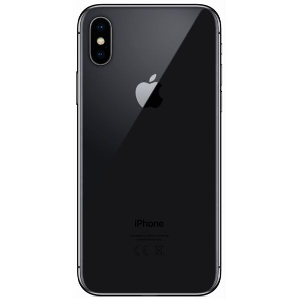 Смартфон APPLE iPhone X 256GB Space Grey (MQAF2RM/A)