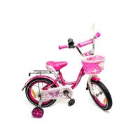 Детский велосипед Favorit Butterfly 14 (розовый)