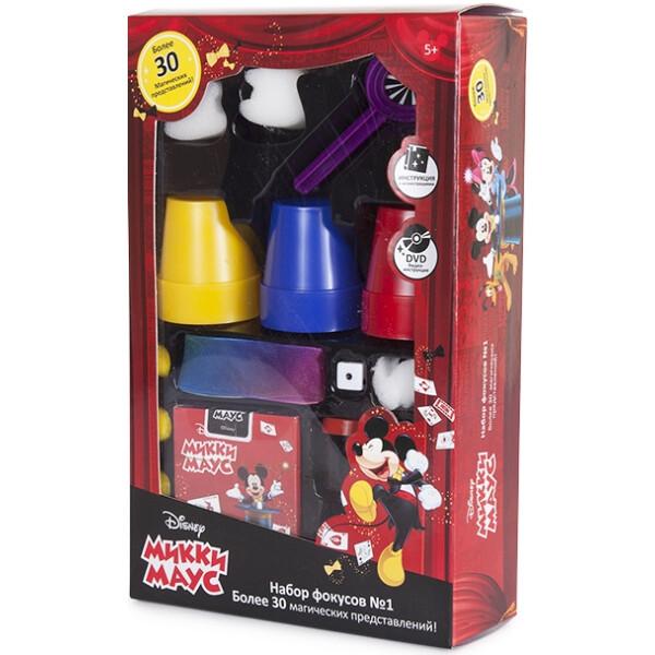 Набор для демонстрации фокусов №1 DISNEY Mickey Mouse (DSN1702-001)