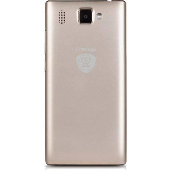 Смартфон Prestigio Grace Q5 золотой (PSP5506DUO)