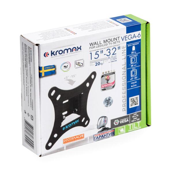 Кронштейн Kromax VEGA-6 new