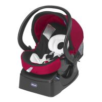 270x270-Детское автокресло Chicco Auto-Fix Fast  RED WAVE