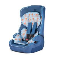 Детское автокресло LORELLI EXPLORER Blue Cute Bears 9-36 кг