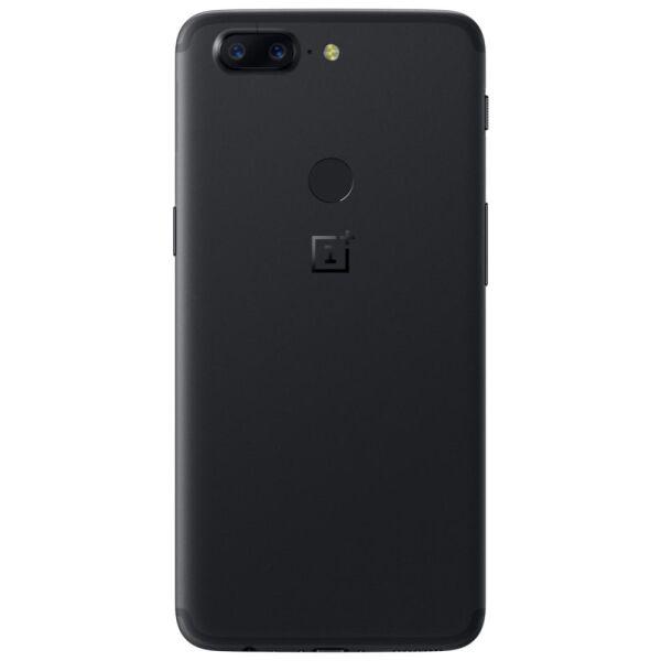Смартфон OnePlus 5T 6Gb/64Gb (A5010) черный