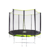 270x270-Батут T.M. Fitness Trampoline EG/10-3 Extreme (Green)