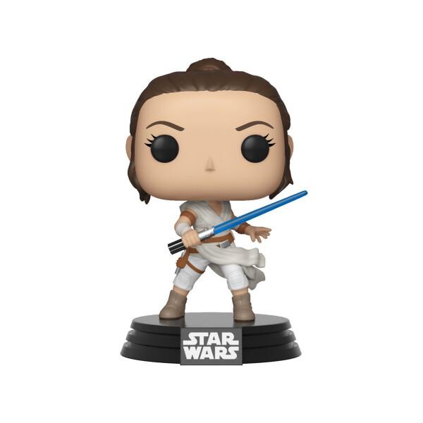 Фигурка Funko POP! Bobble: Star Wars Ep 9: Rey (39882)