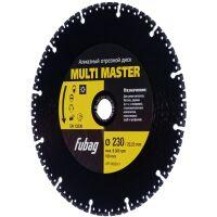 Алмазный круг FUBAG Multi Master 230х22,2х4,5
