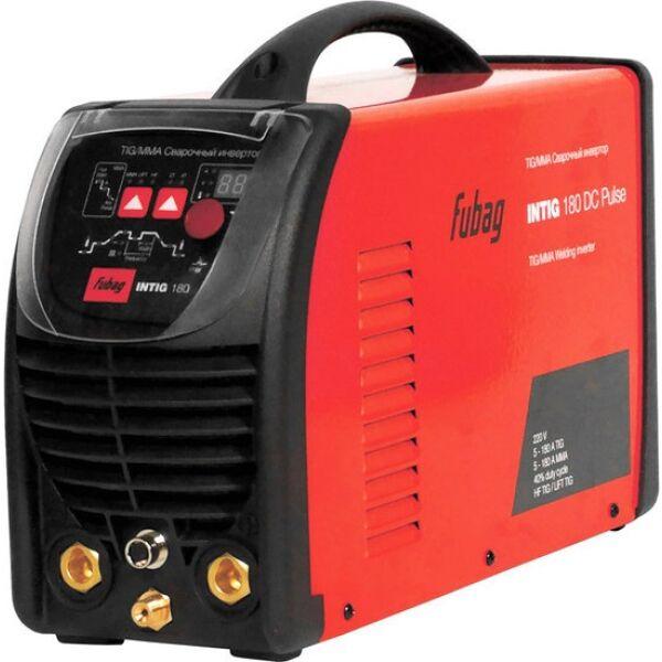 Сварочный инвертор Fubag INTIG 180 DC Pulse  (68 438.1)