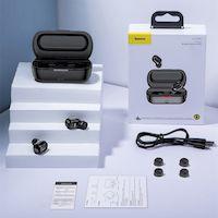 Наушники BASEUS Encok W01 (черный)