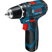 Дрель-шуруповерт Bosch GSR 10.8-2-LI Professional (0615990GD9)