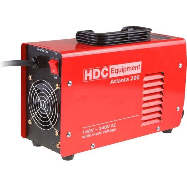 Сварочный инвертор HDC Atlanta 200 (HD-ATL200-E4)