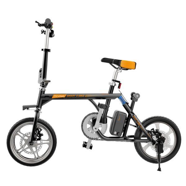 Электровелосипед AIRWHEEL R3 214.6BL BLACK