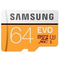 Карта памяти microSD SAMSUNG EVO 64GB (MB-MP64GA/RU)