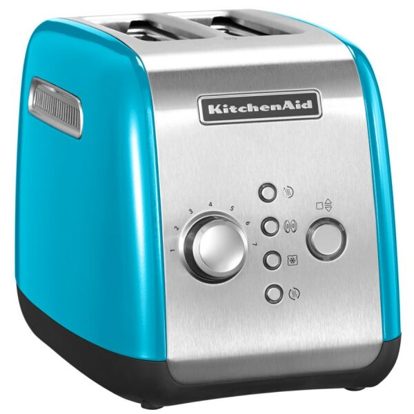Тостер KitchenAid 5KMT221ECL голубой кристалл