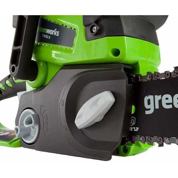 Пила цепная Greenworks G24CS25K2 (2000007VA)